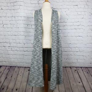 LuLaRoe Joy Sweater Knit Vest S